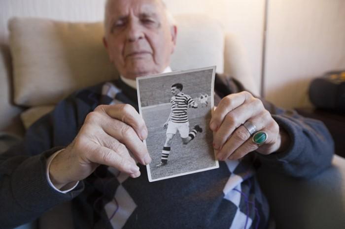 Jimmy McColl, 1948 Olympic Footballer