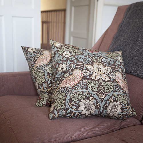 At Home with Morris (Cushions)