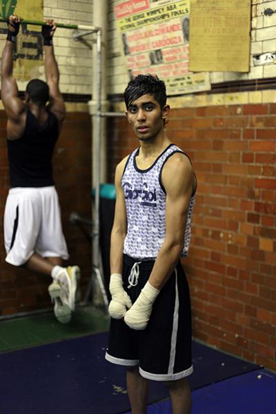 Repton Boxing Club