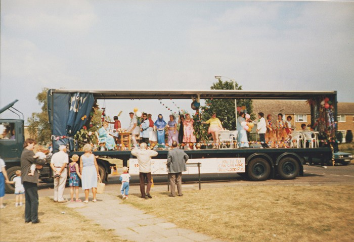 1990 2 GC Grovebury Ladies