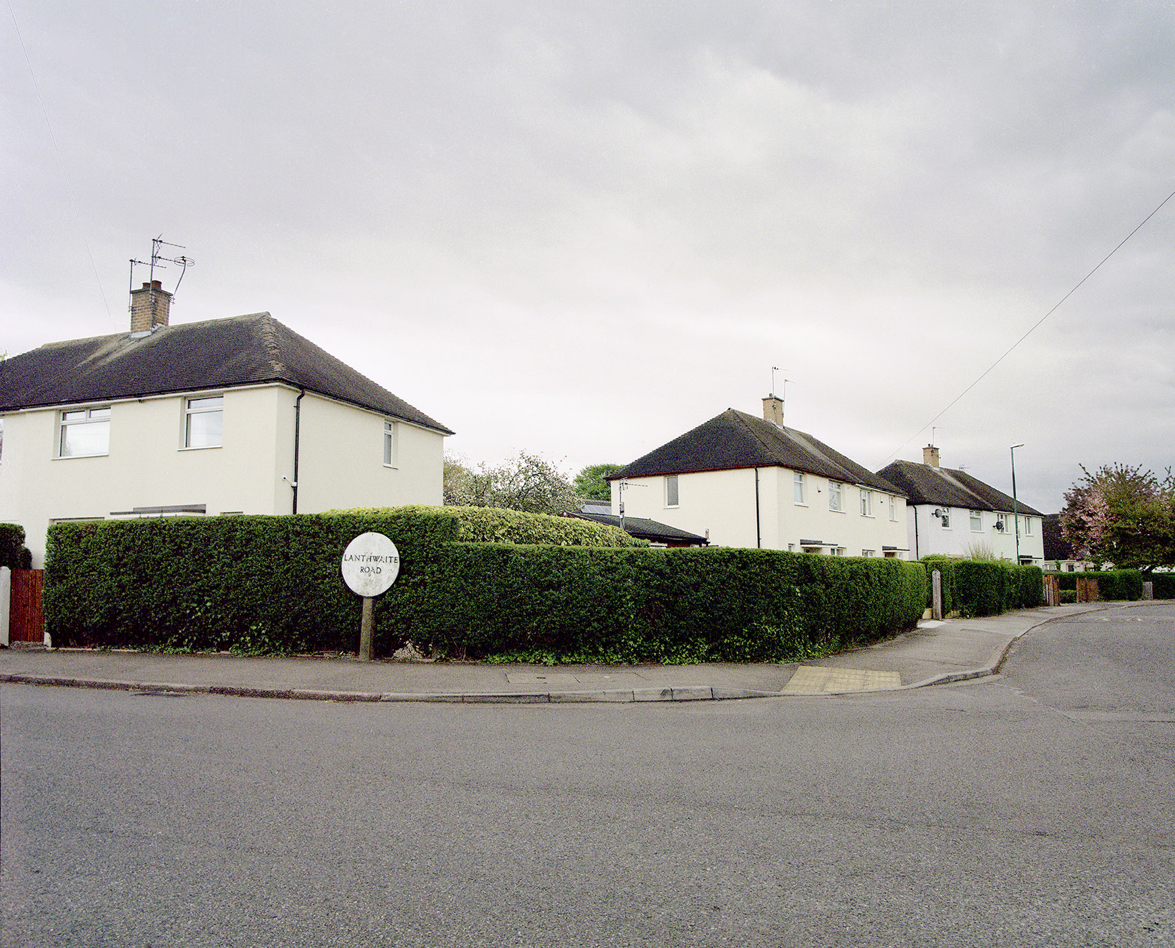 Image of semi detached housing